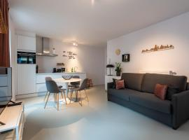 Apartment in between Old Centre & Marina of Ghent, budgethotel in Gent