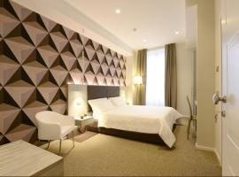 Hotel Repubblica 55, hotel in Biella