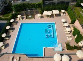 Hotel Terme Paradiso, отель в Абано-Терме