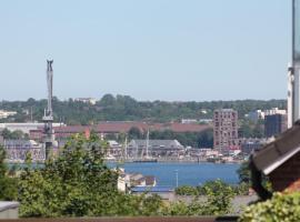 Ferienwohnung Möwenblick, feriebolig i Flensborg