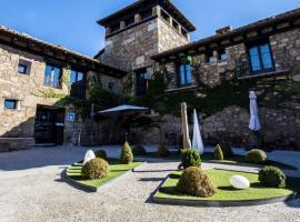 Hotel Restaurante Masía la Torre, hotel in Mora de Rubielos