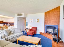 Sand & Sea: The Promenade (100), vacation rental in Seaside