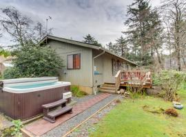 Rhododendron Grove, vacation rental in Cannon Beach