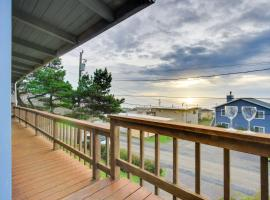 Making Waves, apartment in Lincoln City