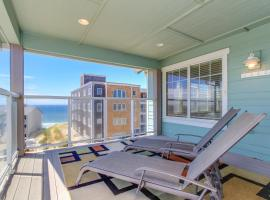 Warm Ocean Breeze, vacation rental in Lincoln City