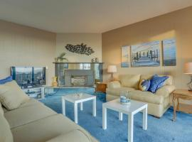 Sand & Sea: Marine Dream (316), vacation rental in Seaside
