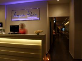 Aqua Ria Boutique Hotel, hotel in Faro