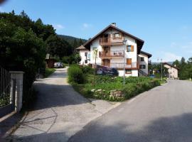 Casa Pergher, hotel near Francolini - Sommo Alto, Folgaria