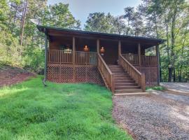Timber Top, Villa in Sautee Nacoochee