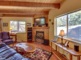 Mountainview Chalet (02/149), cabin in Groveland
