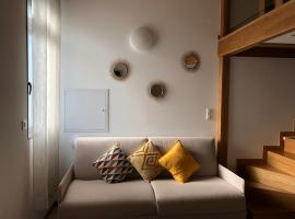 Résidence Porto Marine, apartment in Porto Ota