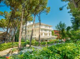 Hotel Milano, hotel poblíž významného místa Golfový klub  Prà  delle Torri, Eraclea Mare