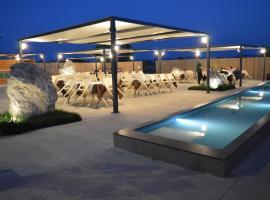 Agriturismo LE 5 PIETRE, hotel a Caltanissetta