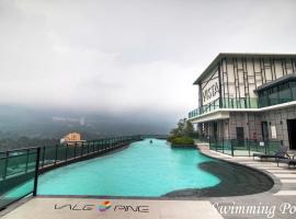 EcoSuites Vista Residence Genting Highlands,雲頂高原的飯店