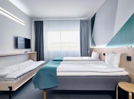 GreenStar Hotel Jyväskylä, отель в городе Йювяскюля