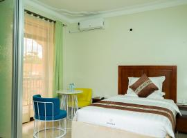 Jarin Hotel, hotel in Kampala