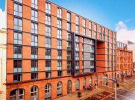Stay Metro Aparthotels Glasgow, apartment in Glasgow
