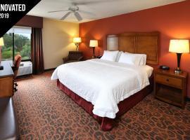 Hampton Inn & Suites Tucson Mall, hotel v destinaci Tucson