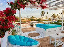 Pousada Duna Beach, guest house in Jericoacoara