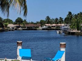 Waterfront Villa - Private Pool & Water Sports, vacation rental in Fort Lauderdale