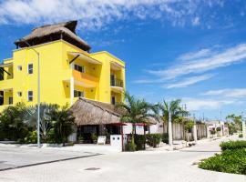 Hotel Sol Playa, hotel in Playa del Carmen