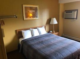 OYO Hotel Glendive - Yellowstone River, hotel v destinaci Glendive