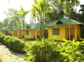 Palm Era Resorts, family hotel in Kushālnagar