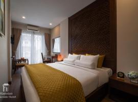 Hanoian Lakeside Hotel, hotel in Hanoi