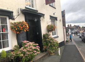 The Lion Hotel, hotel near Ironbridge Gorge, Broseley