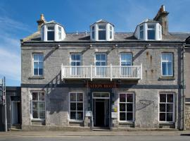 Station Hotel, hotel in Thurso
