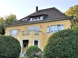 Villa Romahn, hotel near Leipzig/Halle Airport - LEJ,