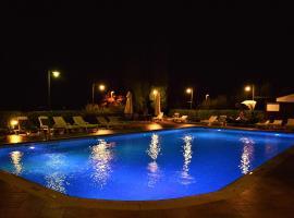 ホテル ラ テラッツァ_x000D_、アッシジのホテル