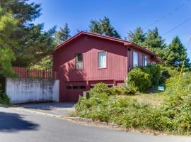 The Eagle's Nest, vacation rental in Lincoln City