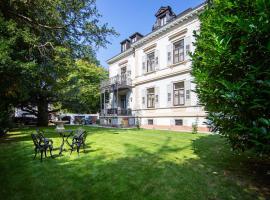 Villa Luttwitz, Hotel in Baden-Baden