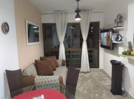 Concept Tower Praia Apart, hotel with jacuzzis in Aracaju
