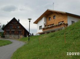 Haus Mondspitze, Hotel in Bürserberg