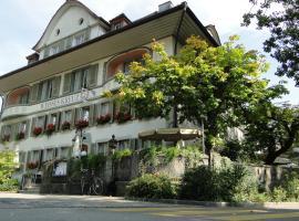 Weisses Kreuz, hôtel à Lyss