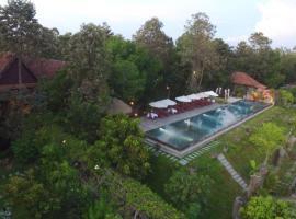 Bong Thom Forest Lodge, hotel near Cambodia Landmine Museum, Siem Reap