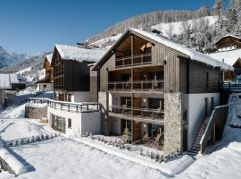 Les Dolomites Mountain Lodges, serviced apartment in San Martino in Badia