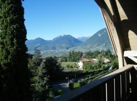 Hotel Angelica, hotell i Merano