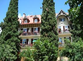 Hotel Angelica, hotel in Merano