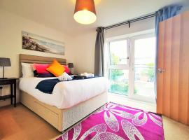 Lovely Holiday Home in Birmingham City Center 3 Bedrooms House By HF Group, pet-friendly hotel in Birmingham