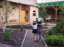 Kyrgyz House Hostel, hotel in Bishkek
