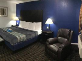 Budget Inn & Suites, hotel near Will Rogers World Airport - OKC,