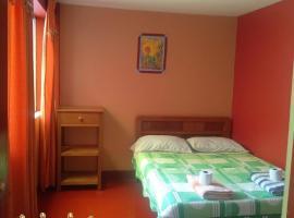 Hospedaje Shalom, hotel near Inca Manco Cápac International Airport - JUL,