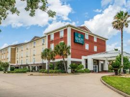 Quality Suites Downtown Convention Center, hotel in Lake Charles