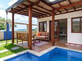 Casa Safira, pet-friendly hotel in Paraty