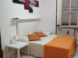 Albergo Ollolai, hotel in Civitavecchia
