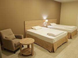 Hotel 66, отель в Элисте