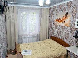 Квартира-студия на улице Басенова, 45, apartment in Almaty